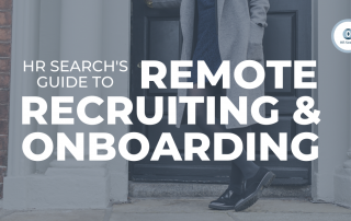 HR Search Guide to Remote Working and Remote Onboarding
