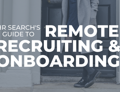 HR Search's Guide to Remote Recruiting & Onboarding